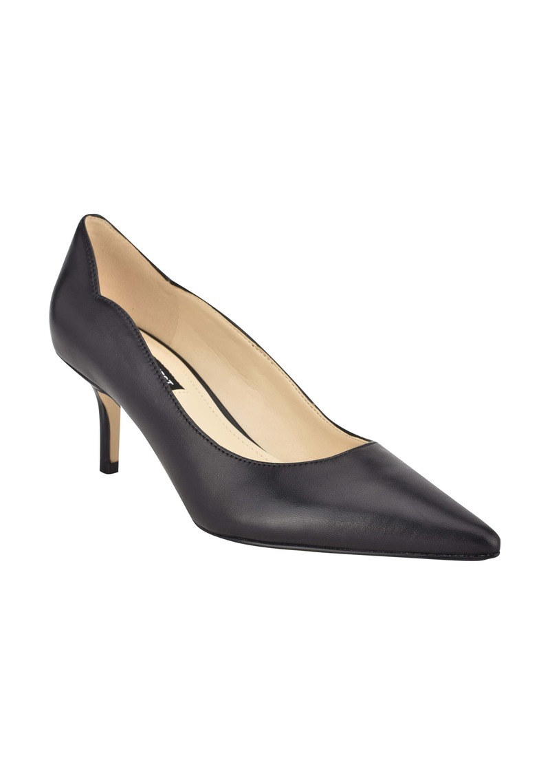 Nine West Abaline Pointy Toe Pump (Women)