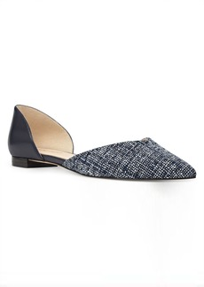 Nine West Abdemi Pointy Toe d'Orsay Flats