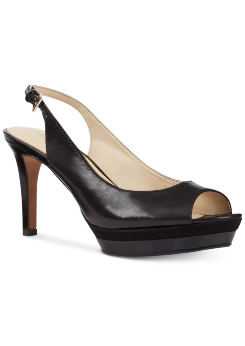 Nine West Able Mid-Heel Pumps Women's Shoes