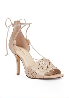 Nine West Alenia Open Toe Pumps