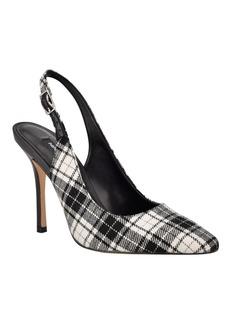 Nine West Women's Alison Snip Toe Slingback Pumps Women's Shoes