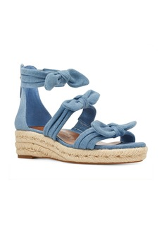 Nine West Allegro Knotted Espadrille Sandal (Women)
