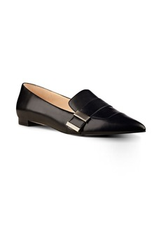 Nine West Allen Pointy Toe Loafer (Women)