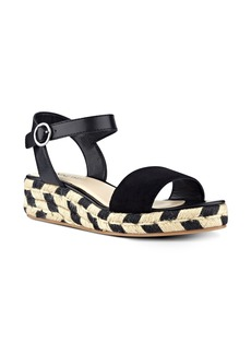 Nine West Allium Ankle Strap Sandal (Women)