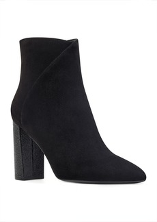 Nine West Argyle Pointy Toe Booties
