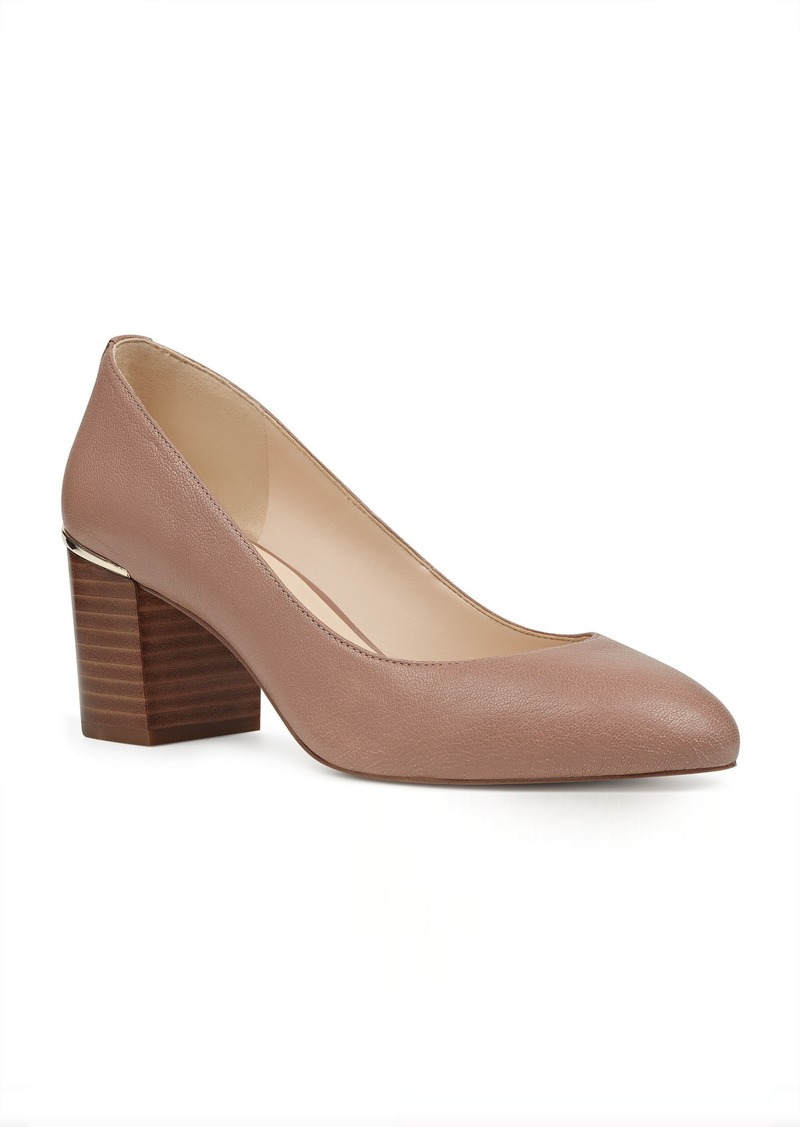 Nine West Astor Almond Toe Dress Pumps