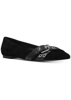 Nine West Averie Buckle Flats Women's Shoes