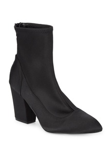 Nine West Back Zip Booties
