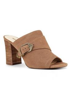 Nine West Betty Peep Toe Mules