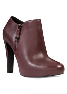 Nine West Binnie Almond Toe Booties