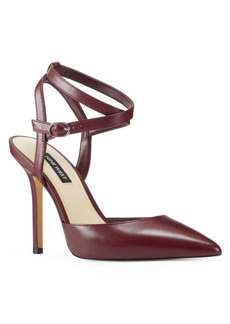 Nine West Brya Women's Ankle Strap Pumps Women's Shoes