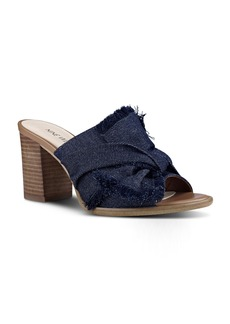 Nine West Byron Open Toe Mules