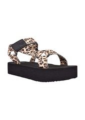 Nine West Camping Platform Sandal (Women)
