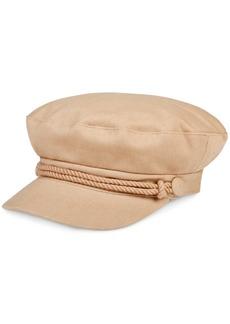 Nine West Canvas Newsboy Hat