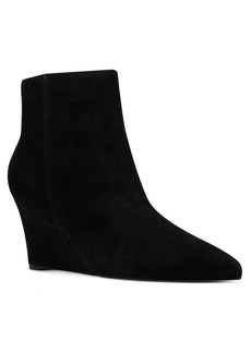 Nine West Carter Wedge Booties Women's Shoes