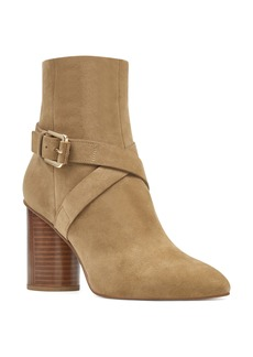 Nine West Cavanagh Pointy Toe Bootie (Women)