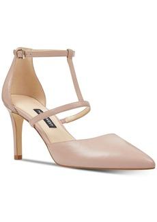 Nine West Cintia T-Strap Pumps Women's Shoes