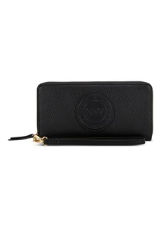 Nine West Clare Zip Around Wristlet Wallet