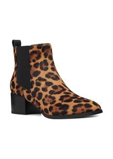 Nine West Colt Genuine Calf Hair Chelsea Boot (Women)