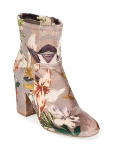 Nine West Corban Floral Booties