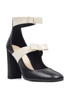 Nine West Dannell Double Strap Pump (Women)