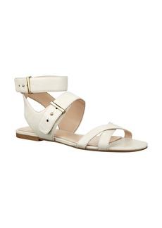 Nine West 'Darcelle' Flat Sandal (Women)