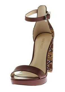 "Nine West® ""Dempsey"" Chunky Heel Sandals"