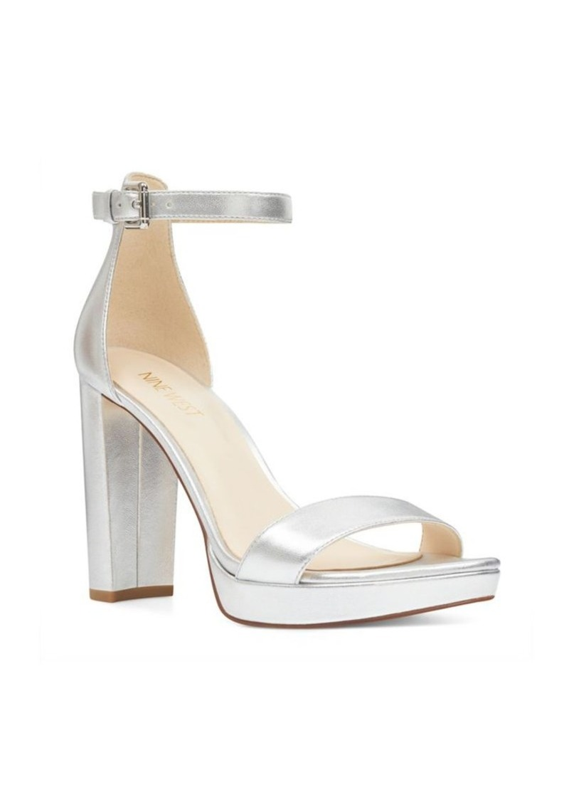 new high new release most reliable Dempsey Metallic Platform Sandals