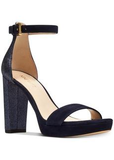 Nine West Dempsey Platform Sandals Women's Shoes