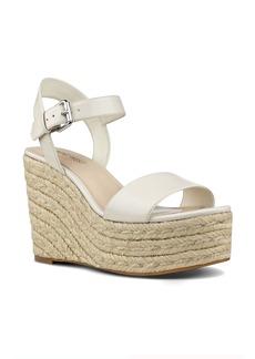 Nine West Do It Right Platform Wedge Sandal (Women)