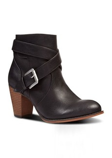 Nine West Dontdoit Almond Toe Booties