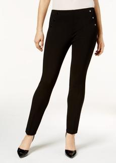 Nine West Embellished Skinny Pants