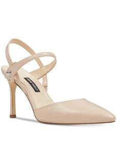 Nine West Emme Halter Pumps Women's Shoes