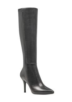 Nine West Fallon Pointy Toe Knee High Boot (Women)
