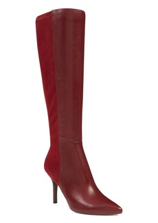 Nine West Fallon Wide Calf Dress Boots