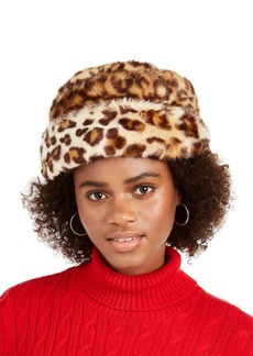 Nine West Faux Fur Cuff Cloche