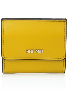 Nine West Flap Card and Coin Case