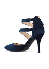 Nine West Florent Asymmetrical Strappy Pump (Women)