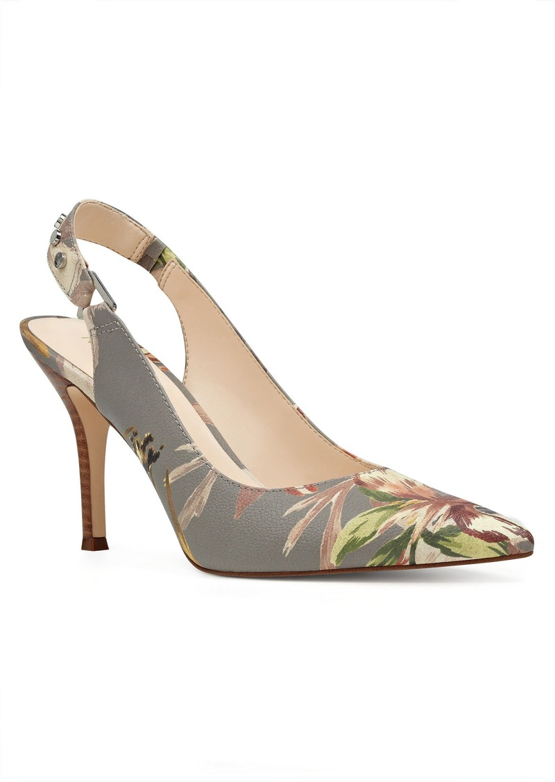 Nine West Francena Slingback Pumps