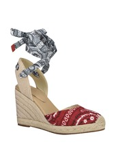 Nine West Frienda Espadrille Wedge Sandal (Women)