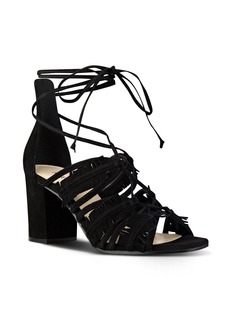Nine West Genie Lace-Up Sandal (Women)