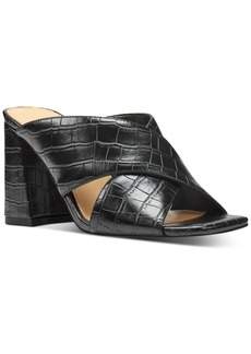 Nine West Gigi Crossband Mules Women's Shoes