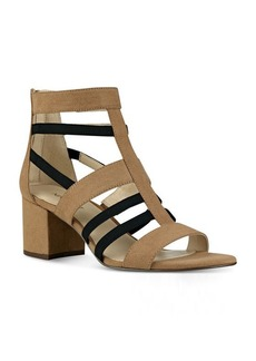 Nine West Giveback Cage Sandals