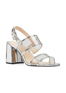 Nine West Gourdes Block Heel Sandal (Women)