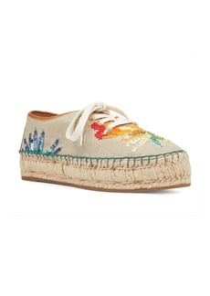Nine West Guinup Embellished Espadrille Sneaker (Women)