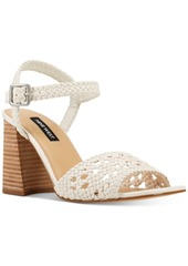 Nine West Gwenny Woven City Sandals Women's Shoes