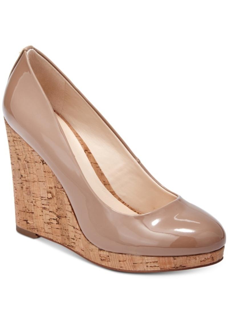 03a003870 Nine West Nine West Halenia Wedge Pumps Women's Shoes | Shoes