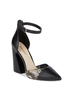 Hartley Ankle-Strap Pumps