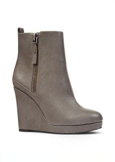 Nine West Hartnsol Wedge Booties