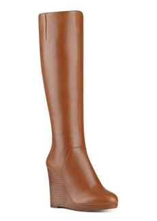 Nine West Harvee Tall Wedge Boots